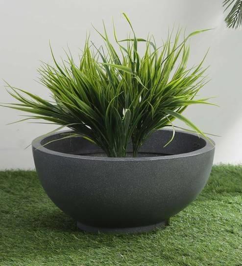 Bowl Grey Pots