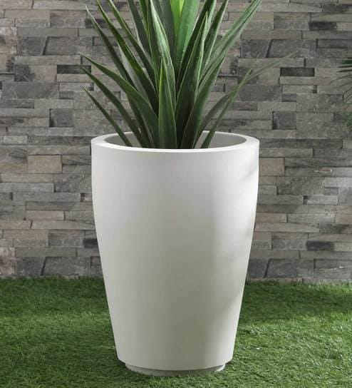 Polymer planters in tcr